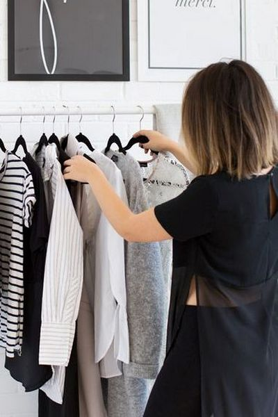 Формирования оптимального гардероба
