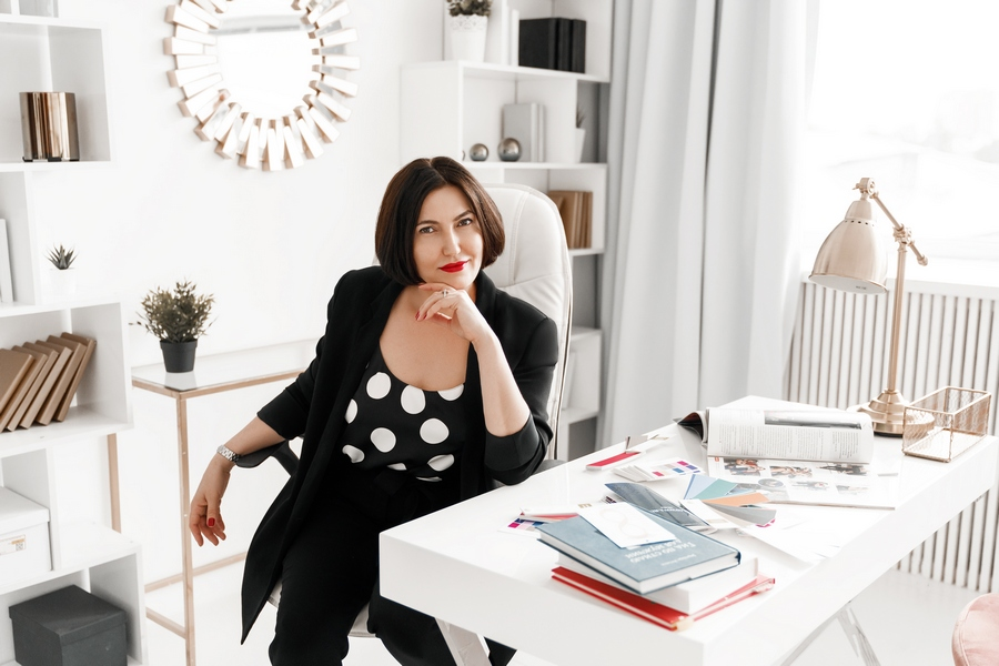 стилист Ирина Хлопкова